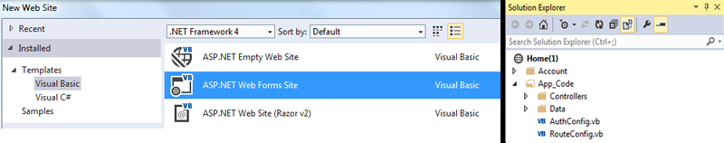 Project-Folders-Linq